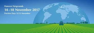 AGRITECHNICA 2017 - Allemagne