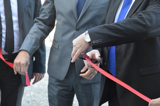 Inauguration ERME le 10/03/2017