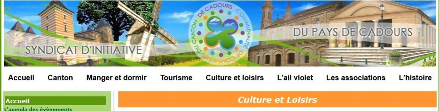 Fete de l'Ail violet de Cadours - FRANCE