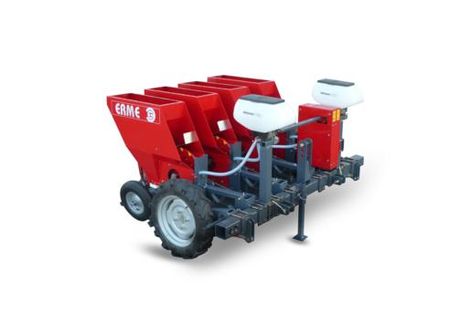 Plantadora  mecánica fila simple